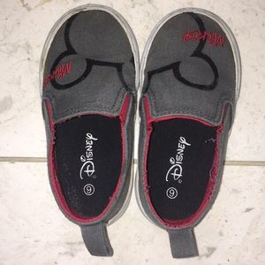Mickey Slip Ons (for Toddlers)